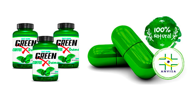green coffee xtreme para emagrecer