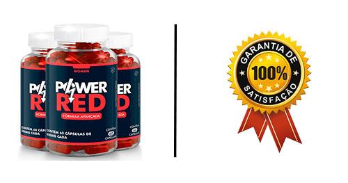 garantia power red