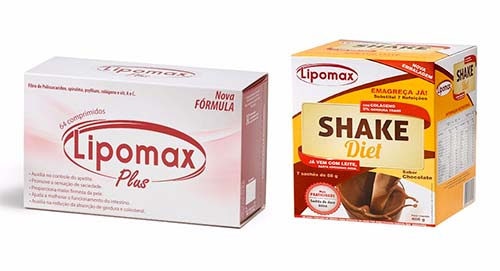 lipomax shake